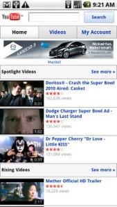Mazda mobile ad Youtube